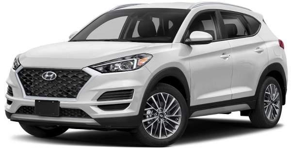 Седьмую позицию в топ 10 занимает Hyundai Tucson