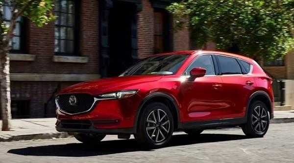Третий по рейтингу кроссовер, который можно купить в 2020 году – Mazda CX-5