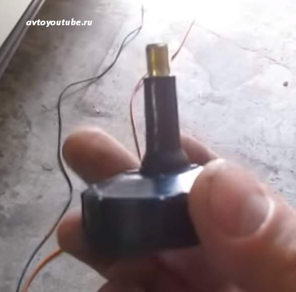 пробка с соском для прокачка тормозов ваз