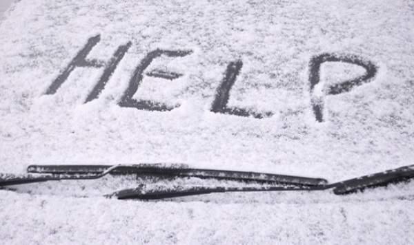 Советы автолюбителям зимой