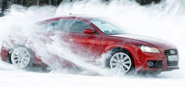 Особенности вождения авто зимой. Урок от автоинструктора