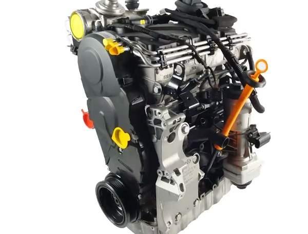 Один из самых ненадежных дизельных моторов Фольксваген
