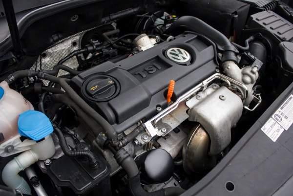 Надежный турбированный мотор от Фольксваген - CAXA (EA111)