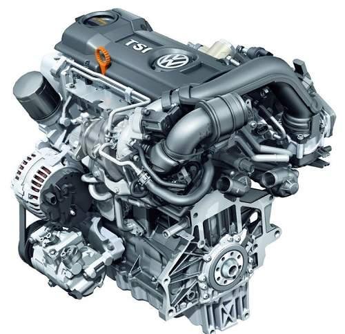 Надежный, малообъемный двигатель Фольксваген